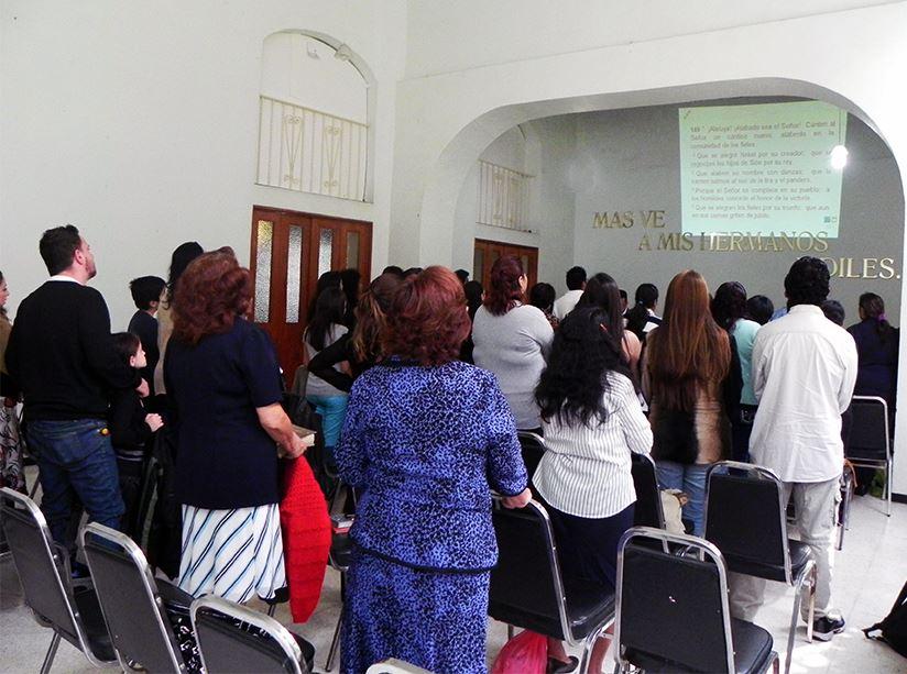 Iglesia Cordero de Dios