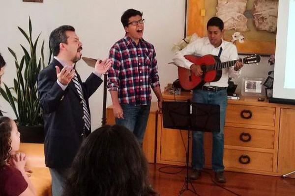 Música en Iglesia Cordero de Dios